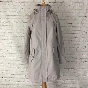 Kenneth Cole Trench Coat Size Medium